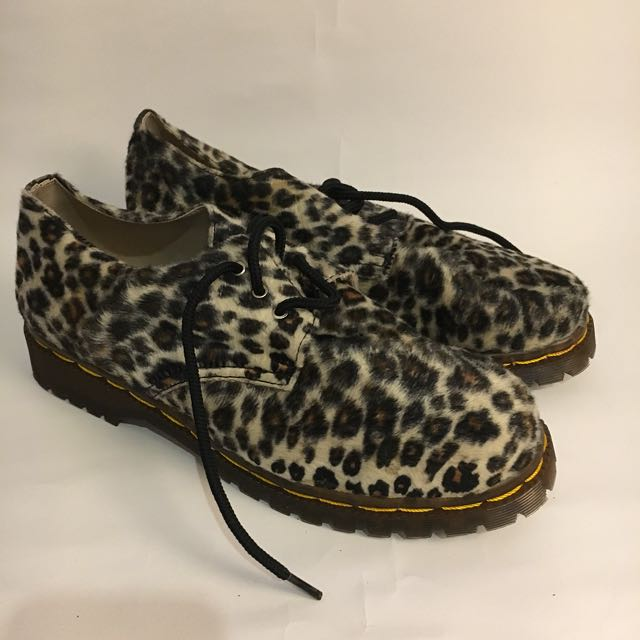 Leopard Shoes (No Brand)