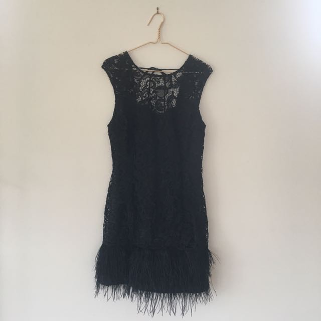 Lipsy VIP 1920's Flapper Dress