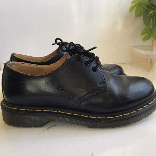 Low Cut Dr Martens