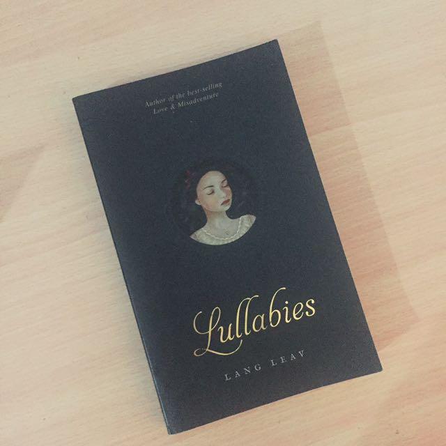 Lullabies — Lang Leav