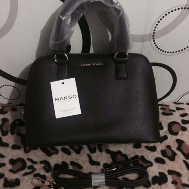 Mango Handbag With Sling