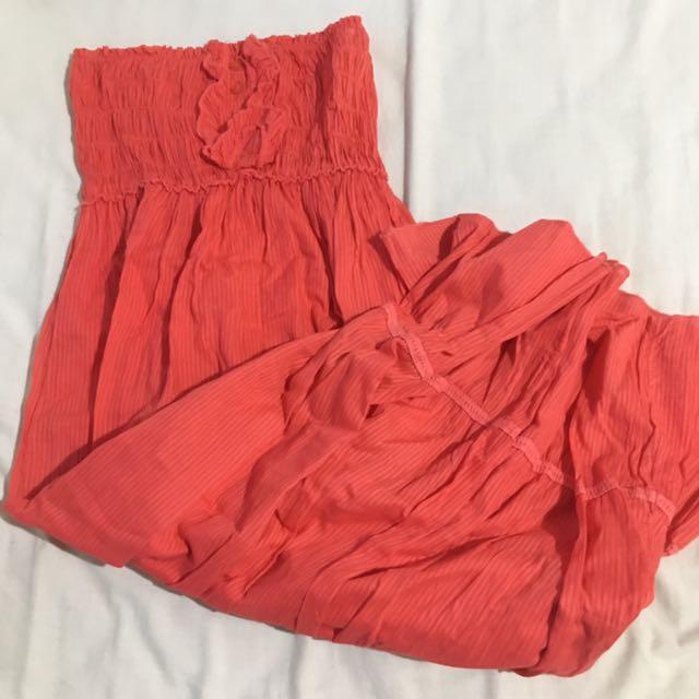 Midi Tube Summer/ Day Dress