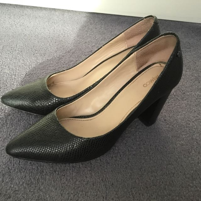 REDUCED Mimco Heels Size 37