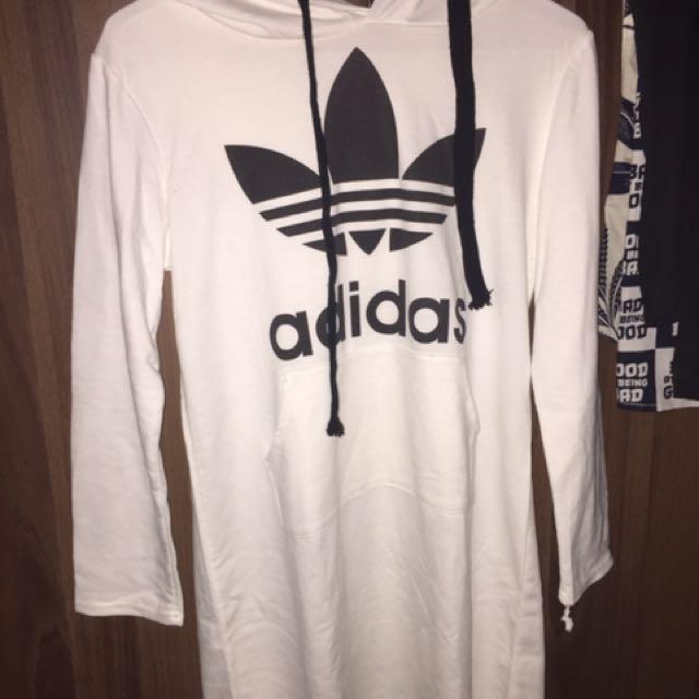 NEGOTIABLE Adidas Hoodie Dress