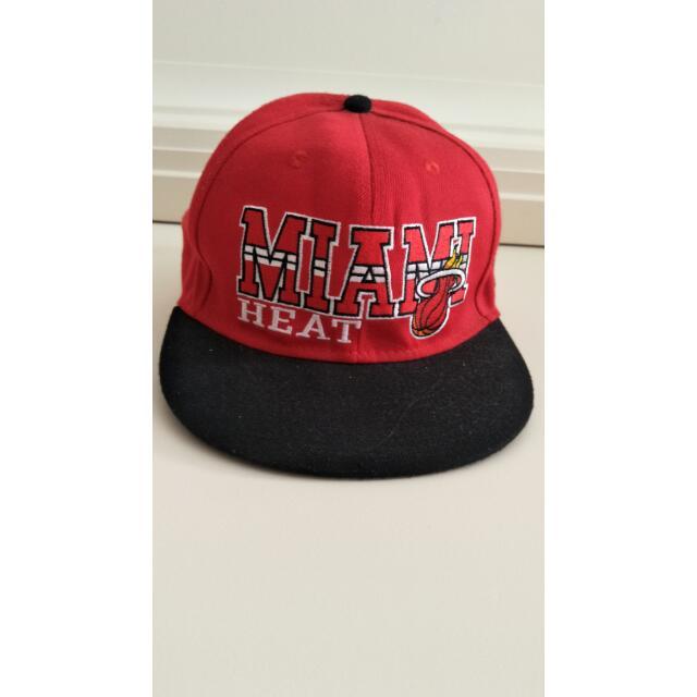 NEW ERA Miami Heat Snapback Cap