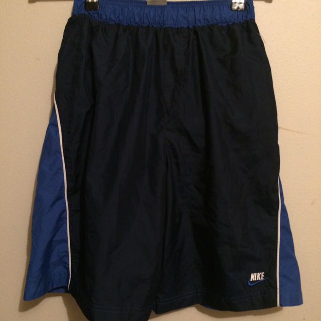 Nike Swim Shorts Sz M Youth