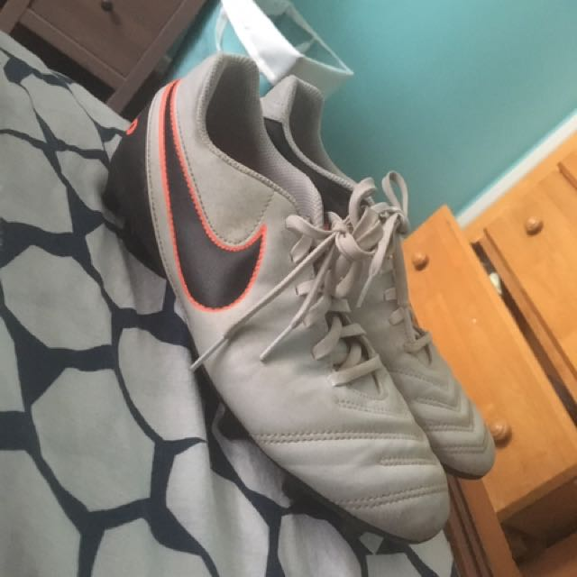 Nike Tiempo Cleats