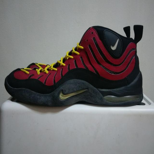 69c9141ffd61 OG Banned 1999 Nike Air Bakin  (Dennis Rodman)