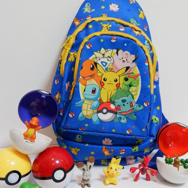 One Strap Backpack - Pokemon