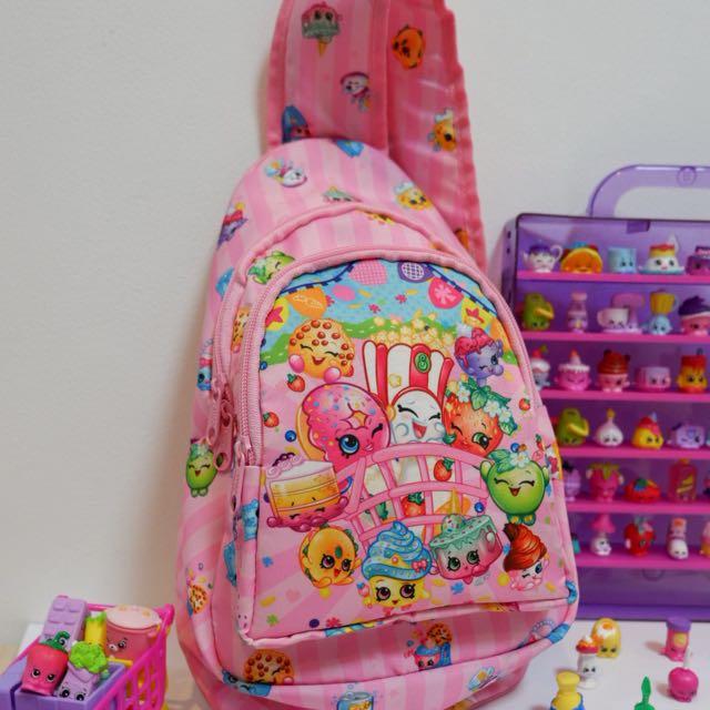 One Strap Backpack - Shopkins