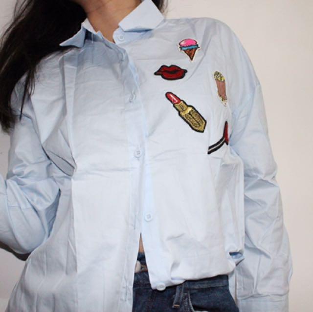 Patchy Shirt