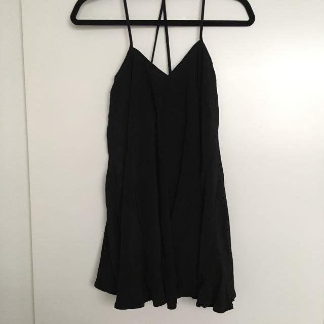 Plain Little Black Dress