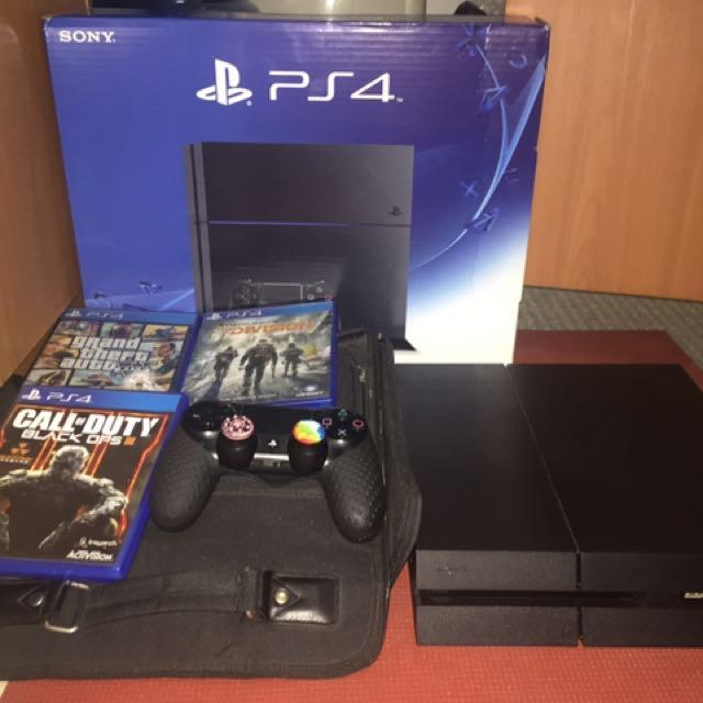 Playstation 4 still available