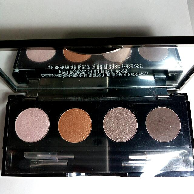 Quo - Beauty On The Go Makeup Palette