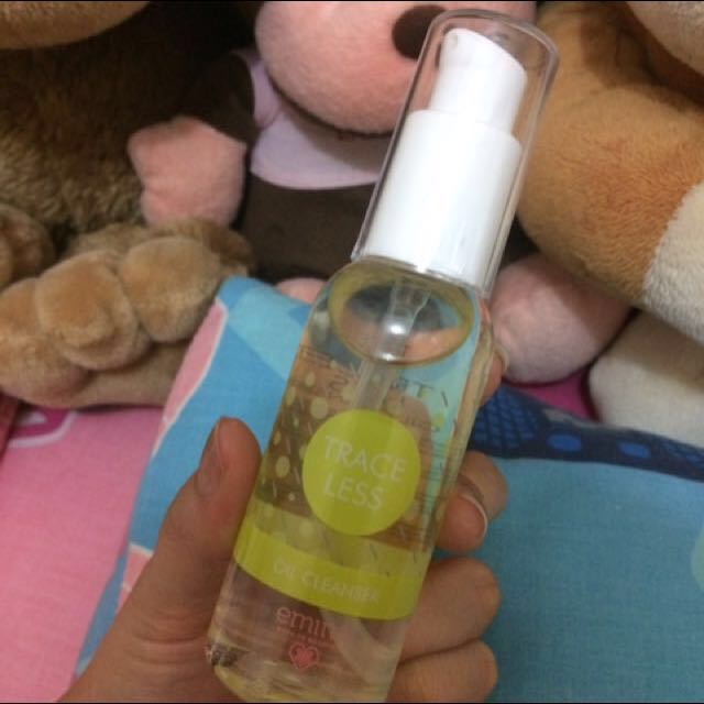 [REPRICE!] EMINA TRACE LESS OIL CLEANSER