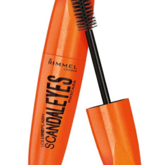 Rimmel London Scandal Eyes Reloaded Mascara In Black
