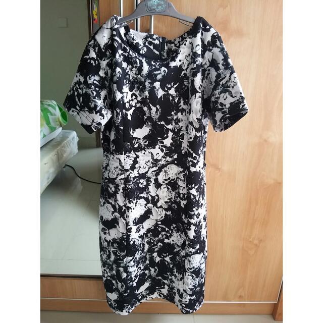 SALE Dress Eksekutif