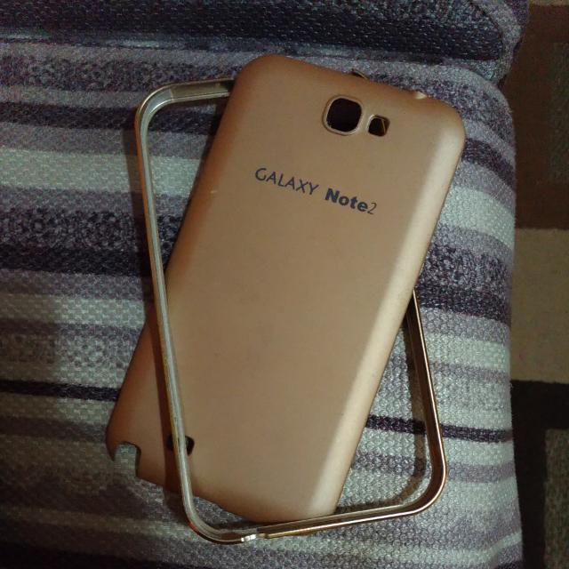 Samsung Note 2 (White)