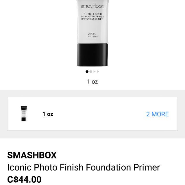 Smashbox Pimer