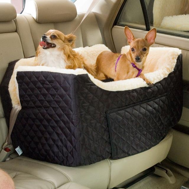 Snoozer Pet Car Booster Seat