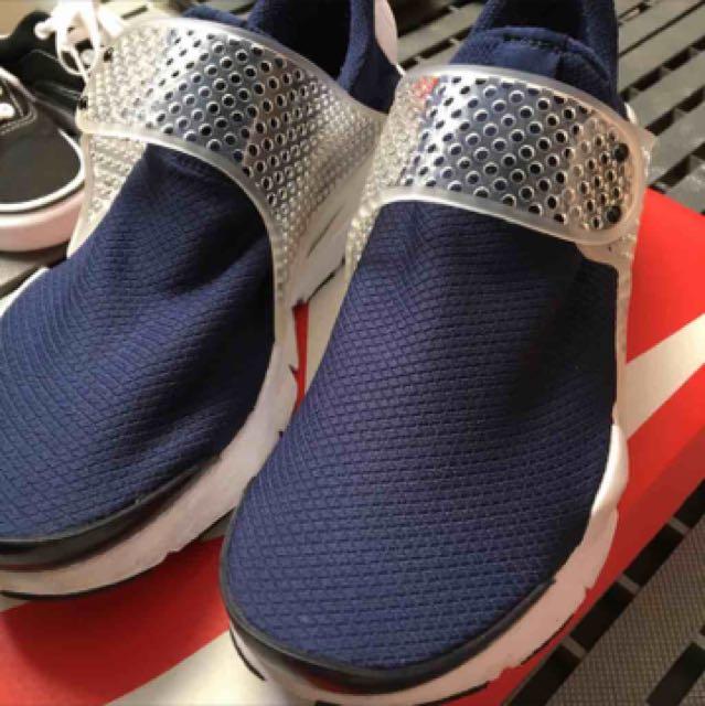 Sock Dart藍