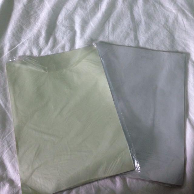 Sticker Paper (10pcs Each)