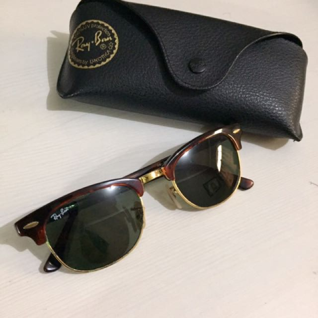 Sunglasses Rayban Clubmaster Classic