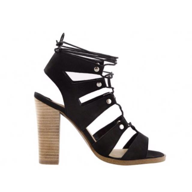 Tony Bianco Kelso Heels Size 8