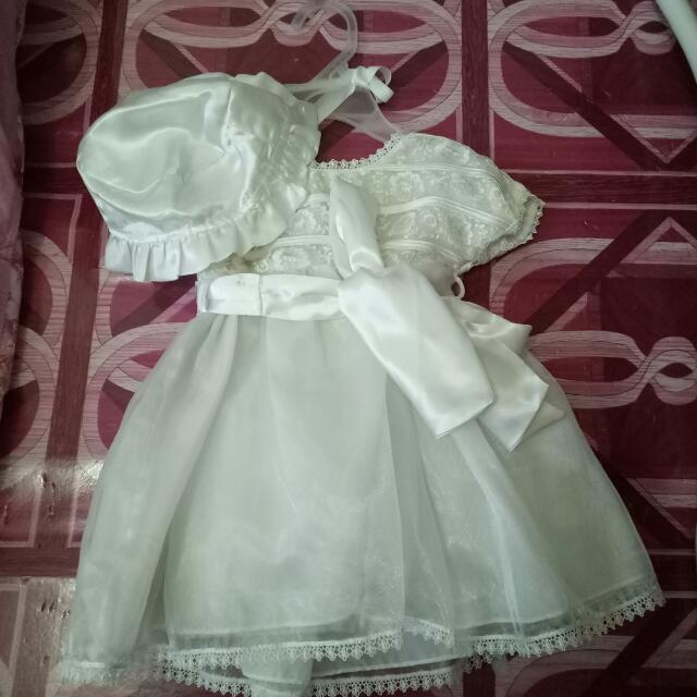 Trajecitos de Bebe (Dress For Baptismal)