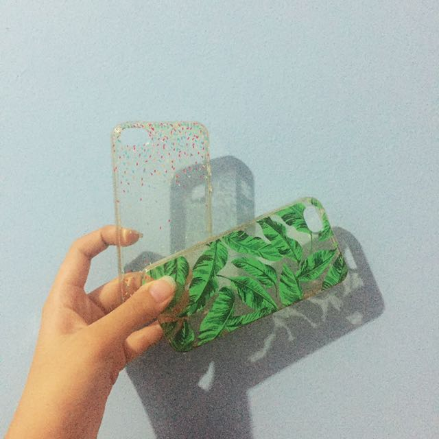 Tropical and Sprinkle Case iPhone 5/5S/SE