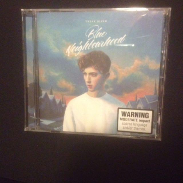 Troye Sivan / Blue Neighbourhood CD