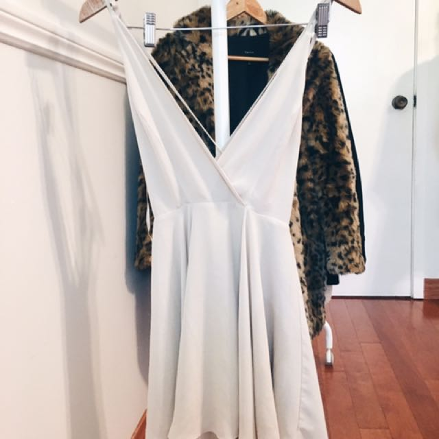 Urban Outfitters Backless Dress