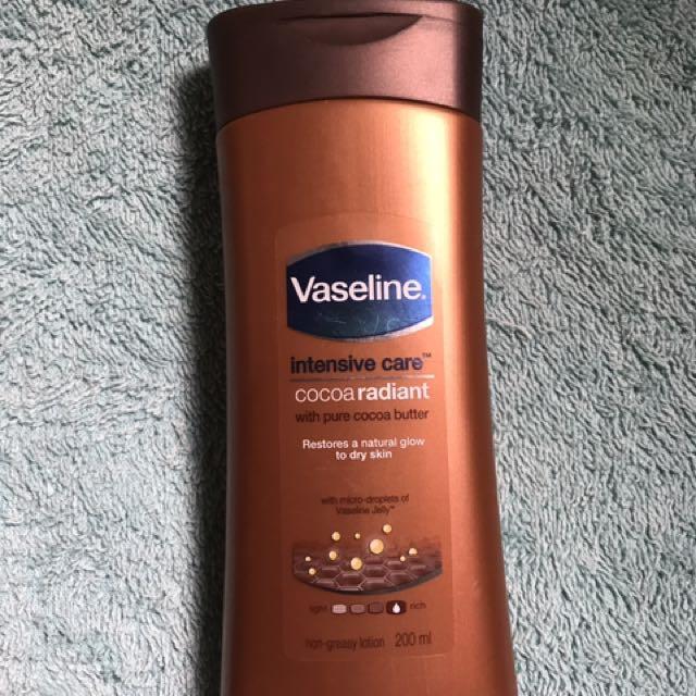 Vaseline Intensive Care Cocoa