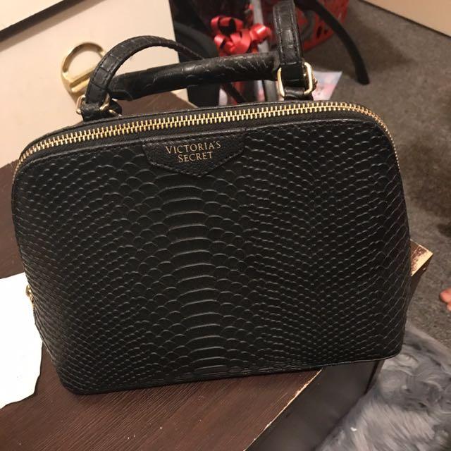 Victoria Secret Bag Black