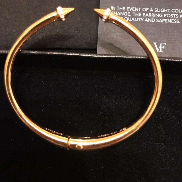 Vita Fede 手環(金色)