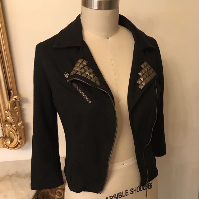Women's Stud Jacket