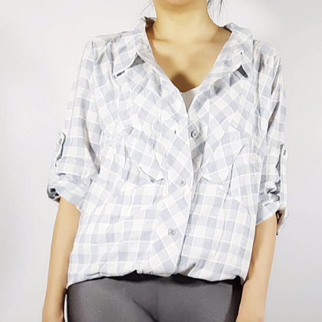Young Shirt 2 In 1 - Grey