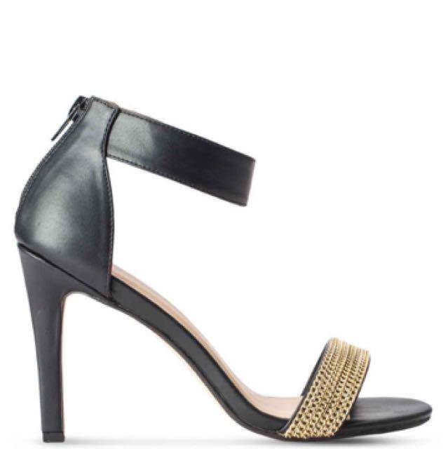 Zalora Chain Heels