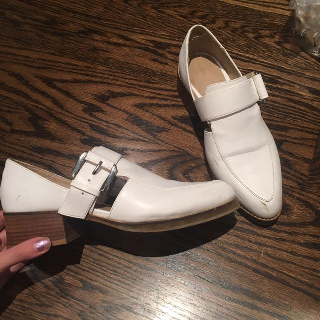 Zara Pointed Toe Shoes