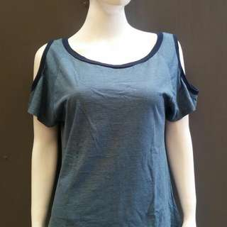 Cut Out Tee