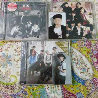BTS JAPAN ALBUM ! RARE AND LIMITED
