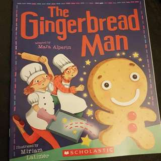 The Gingerbread Man (Mara Alperin)