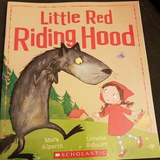 Little Red Riding Hood (Mara Alperin)