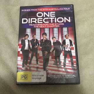Brand New One Direction DVD