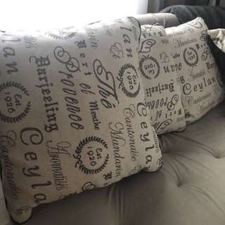 $40 For 4 Throw Cushions