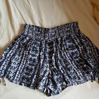 Hollister Cloth Shorts