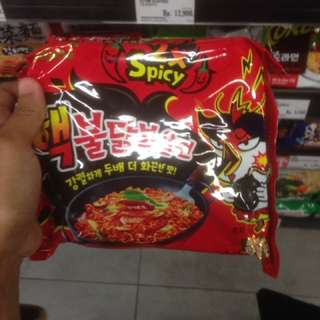 Samyang Nuclear (2x Spicy)