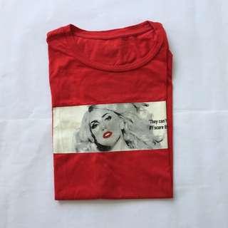 Sale!!! Lady Gaga T-Shirt