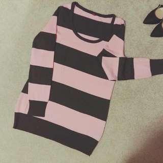 Striped Sweater (M)