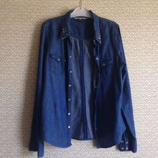 Denim Shirt From Bluenotes